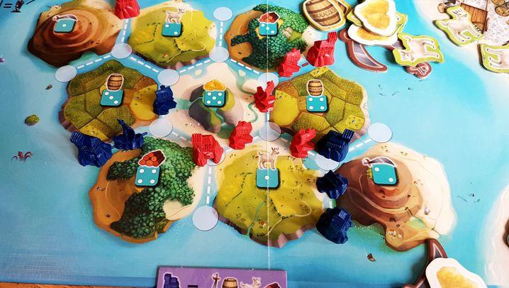Spiele-Tipps: Zehn Spiele für Kinder unter acht Jahren