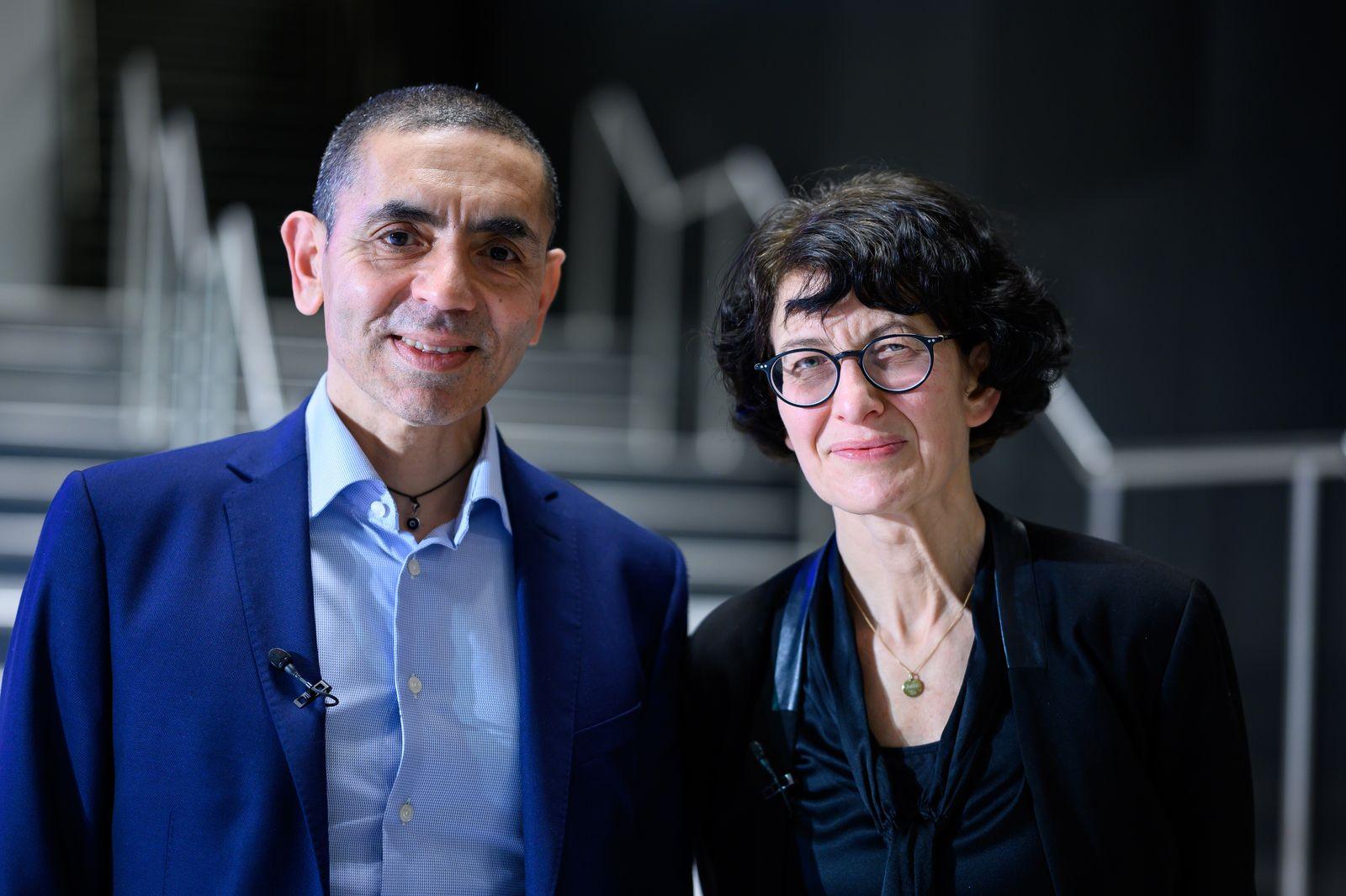 Springer Award Goes To BioNTech Founders Özlem Türeci And Ugur Sahin