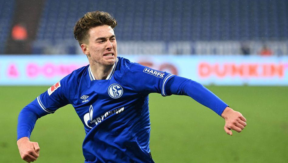 Matthew Hoppe ist der neue Schalker Hoffnungsträger