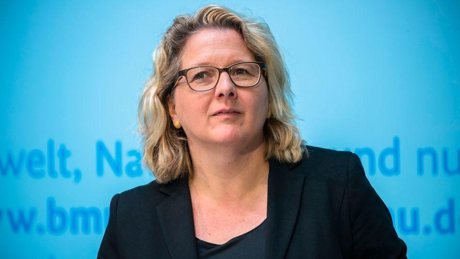 """Umweltministerin Svenja Schulze (SPD): """"Ministerielle Kernaufgaben"""" ausgelagert"""