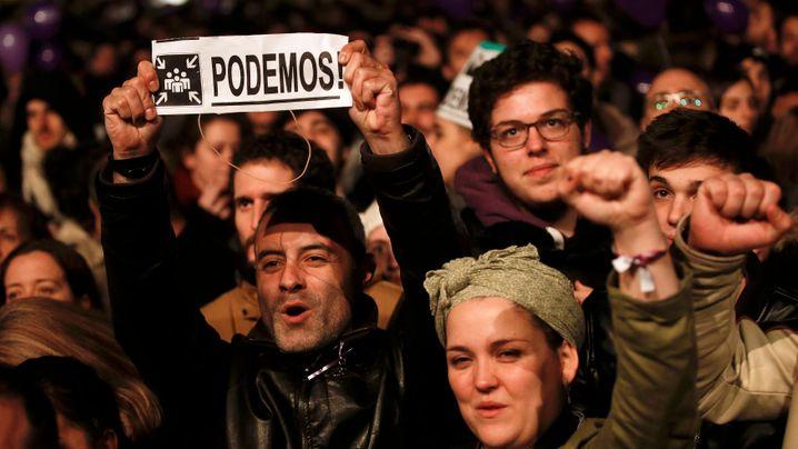Parlamentswahl in Spanien: Aus zwei wird vier