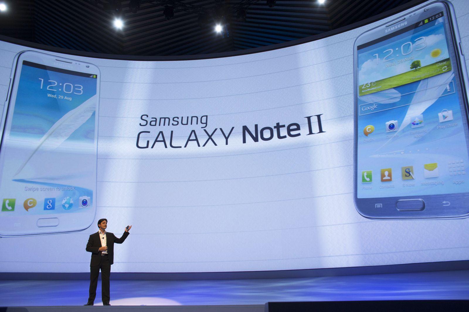 Germany Samsung unpacked