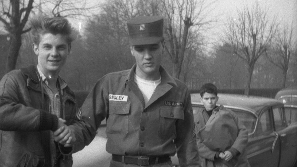 """Mein Freund, der """"King"""": Elvis lebt - in Friedberg"""