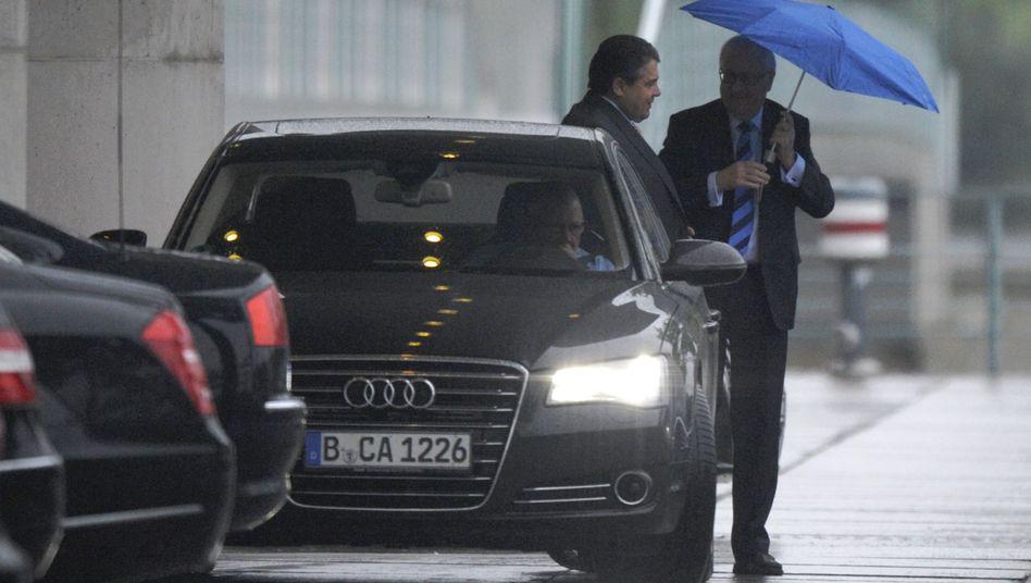 Euro-Krise: Regierung und Opposition einigen sich auf Fiskalpakt