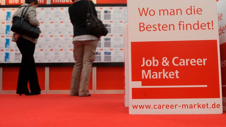 Hannover-Messe: Reichlich Job-Angebote - trotzdem gehen manche Ingenieure leer aus