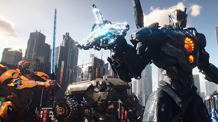 "Blockbuster ""Pacific Rim: Uprising"": Übermacht des Vorgängers"