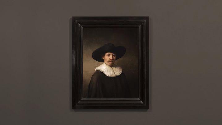 Gemälde im Stil von Rembrandt