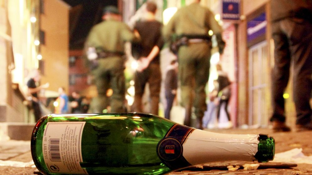 Photo Gallery: What to Do about Public Drinking