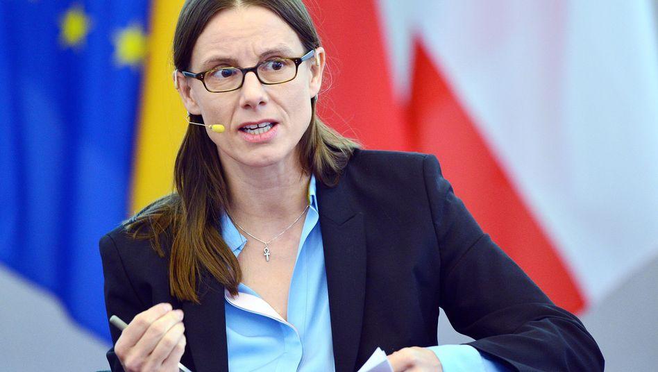 Ex-Staatssekretärin Suder: Verdacht der Vetternwirtschaft