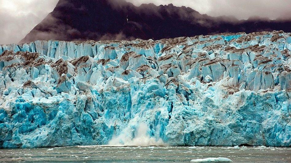 Gletscher auf Spitzbergen 2017