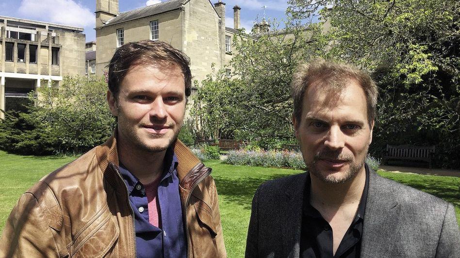 Roser, Mingels in Oxford