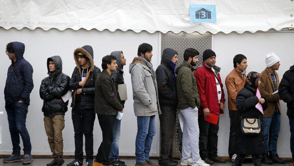 Zuwanderer in Berlin: Deutlich jünger als der Durchschnitt