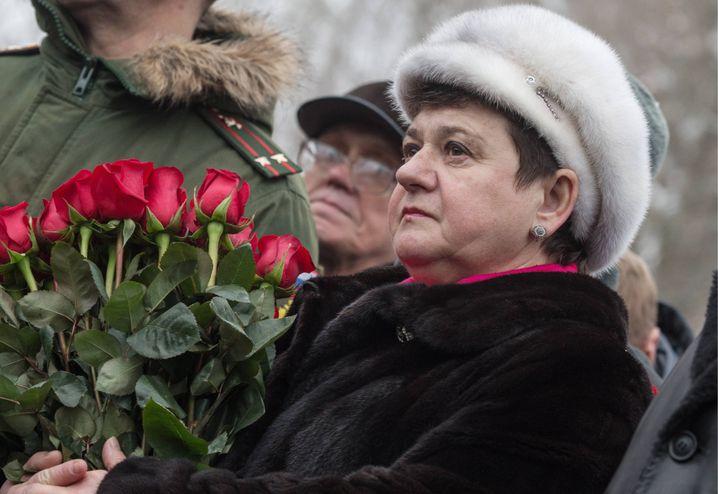 Gouverneurin Swetlana Orlowa (Archiv)