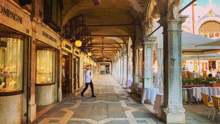 Besuch in Venedig: besondere Atmosphäre