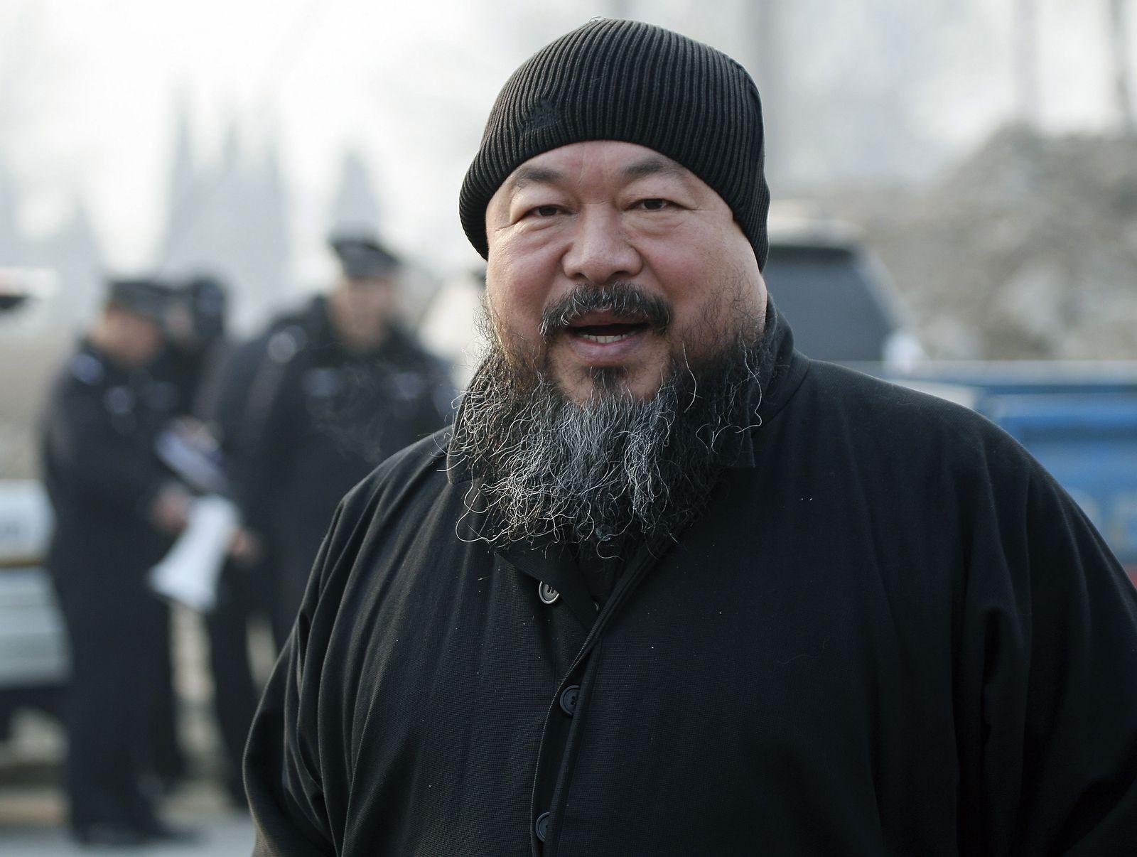 Ai Wei Wei/ Künstler/ China