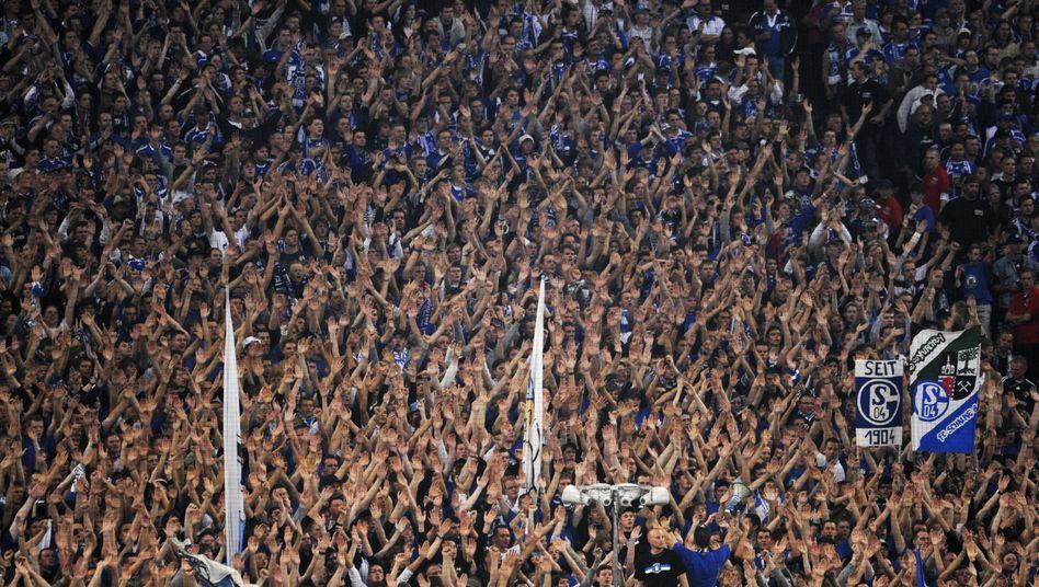 """Schalke-Fans: """"In den meisten Fällen ist es doch ruhig"""""""