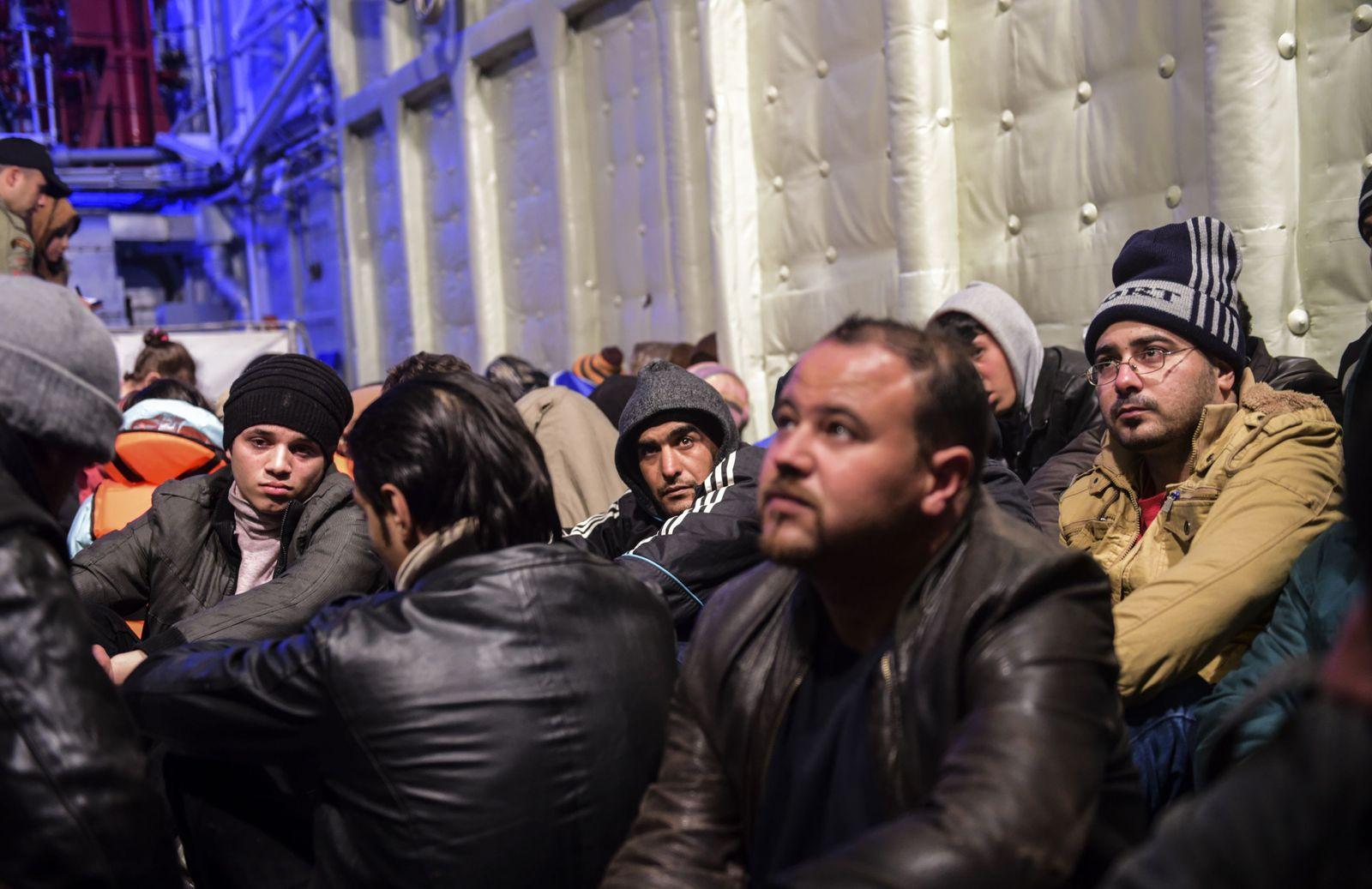 Türkei / Syrier / syrische / Flüchtlinge