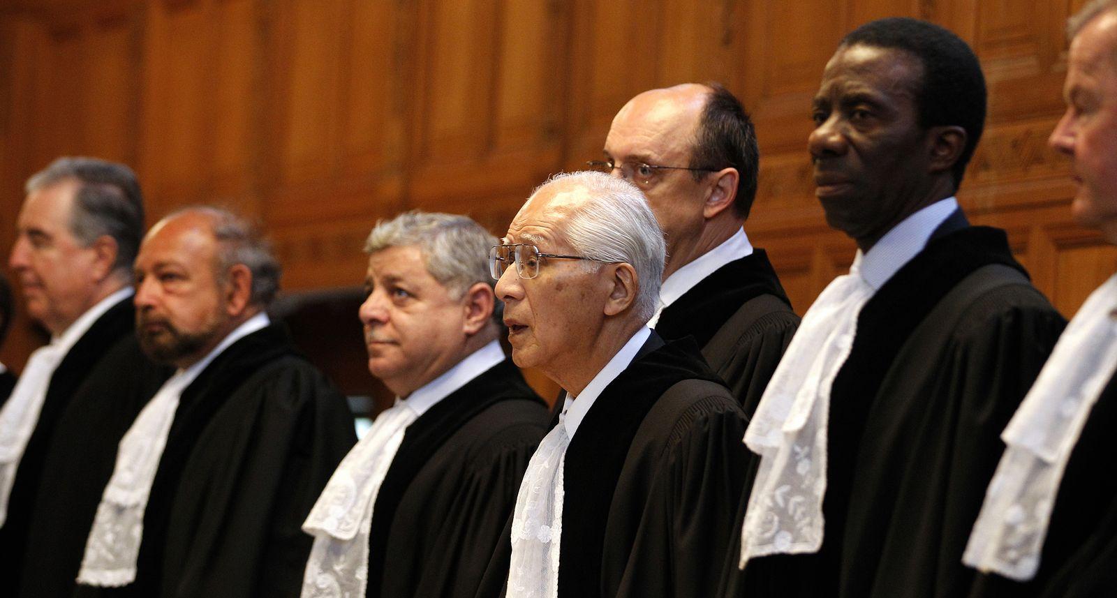 Netherlands World Court Germany Italy