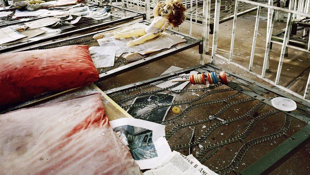 Lubrichts Tschernobyl-Projekt: Geisterdörfer und Gasmasken
