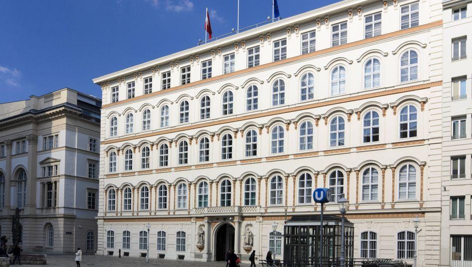 Das österreichische Außenministerium ist nach eigenen Angaben Ziel einer Cyberattacke geworden