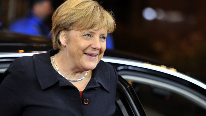 Photo Gallery: Europe's Leaders to the Rescue