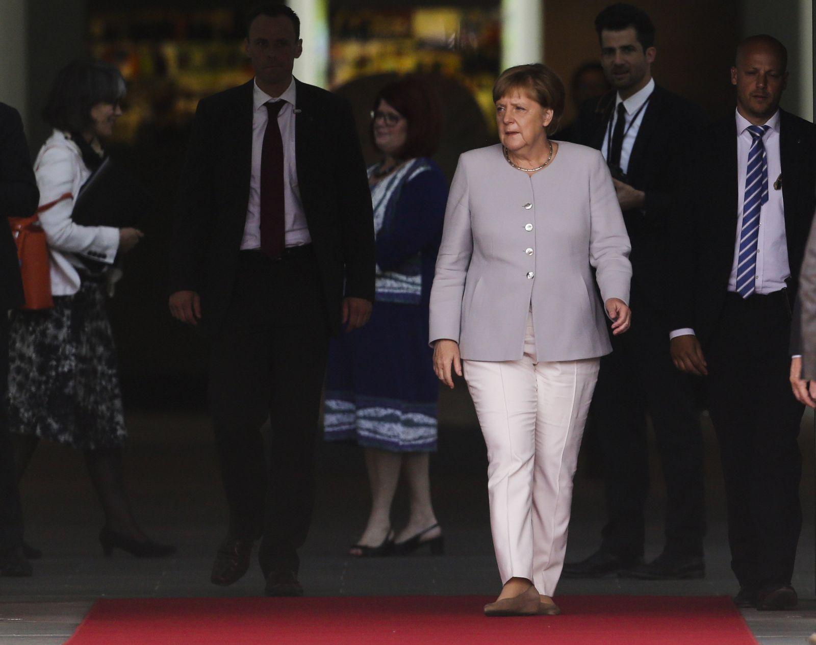 Brexit-Beratungen / Berlin