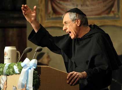Der neue Fastenprediger Barnabas: Bruno Jonas