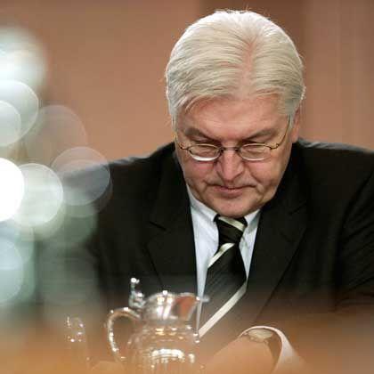 Außenminister Steinmeier unter Beschuss: Die Ankara-Variante soll für Entlastung sorgen