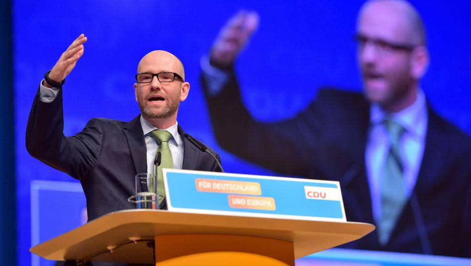 CDU-Generalsekretär Tauber hat eingeräumt, von der Existenz des Papiers gewusst zu haben