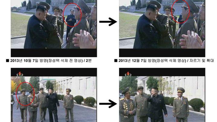 Nordkorea: Entmachtet, verhaftet, retuschiert