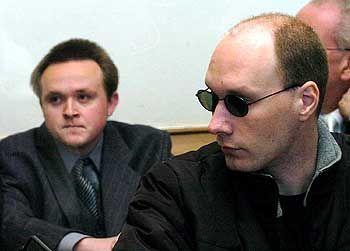 """Markus Wirtz und Markus Lewendel während des Prozesses: """"Man kann nicht ständig aufpassen"""""""
