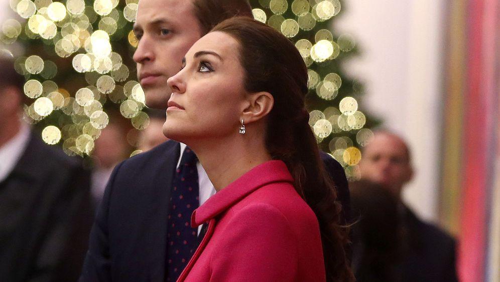 Kate Middleton in New York: Königliches Augenrollen