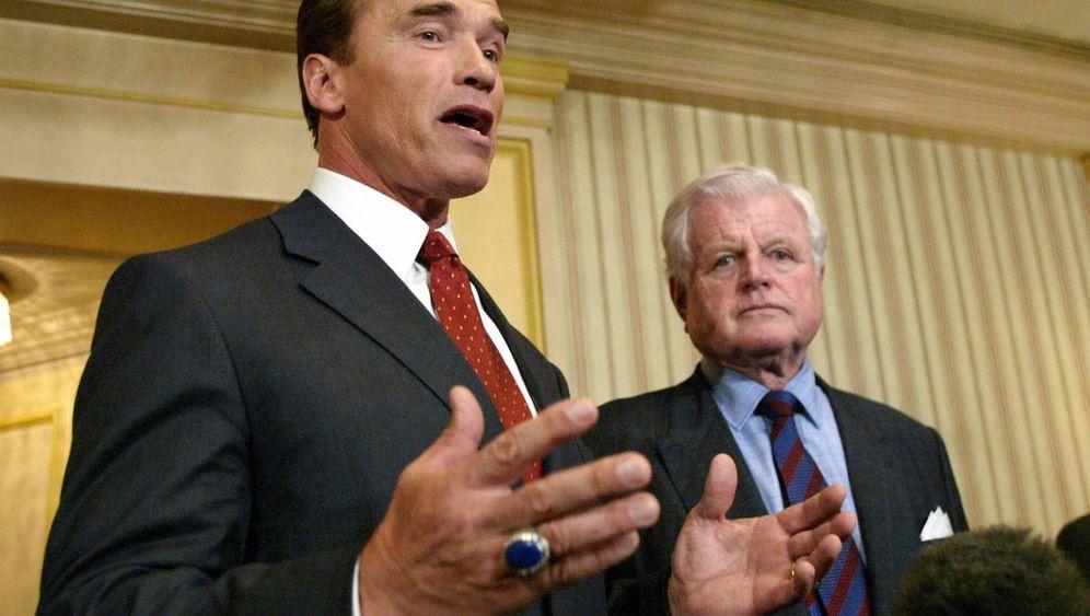 Politiker Schwarzenegger: Gouvernator im Golden State