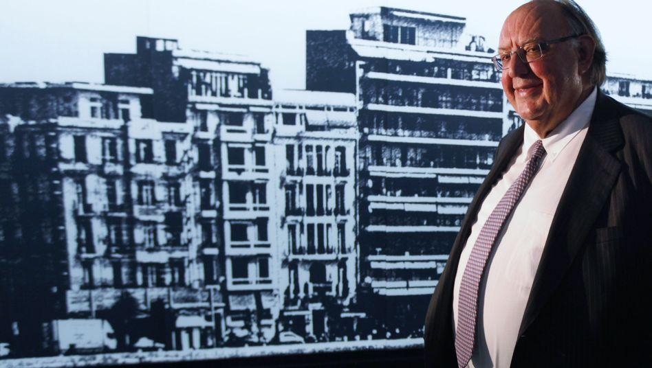 """Griechischer Ex-Außenminister Pangalos: """"Habe mich sehr amüsiert"""""""