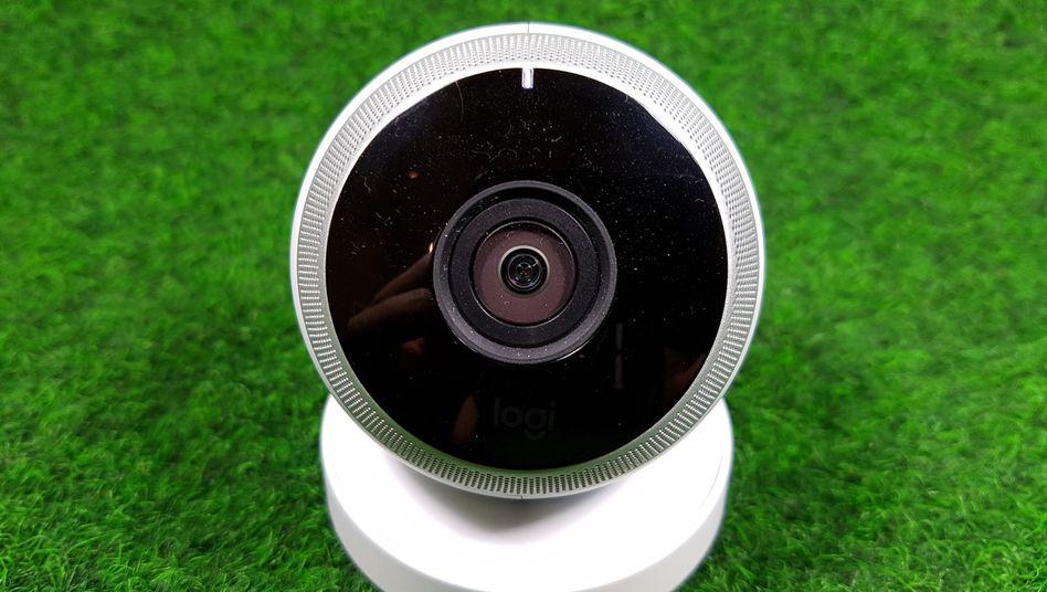 Logi-Überwachungskamera Circle