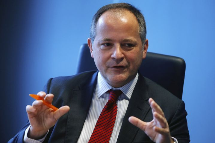 EZB-Direktoriumsmitglied Benoît Coeuré: Viele Treffen