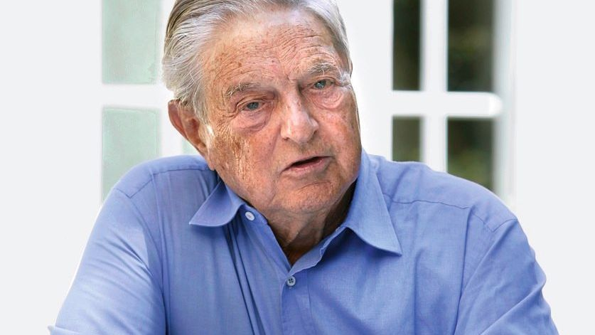 Spekulant Soros