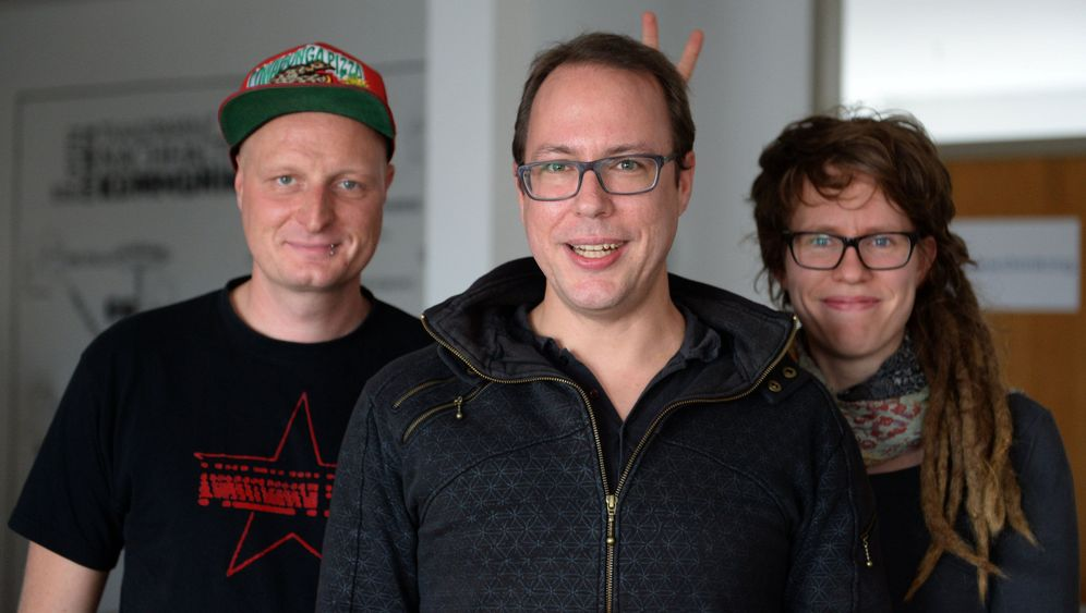 """Berliner Blogger: Sie stecken hinter """"Netzpolitik.org"""""""