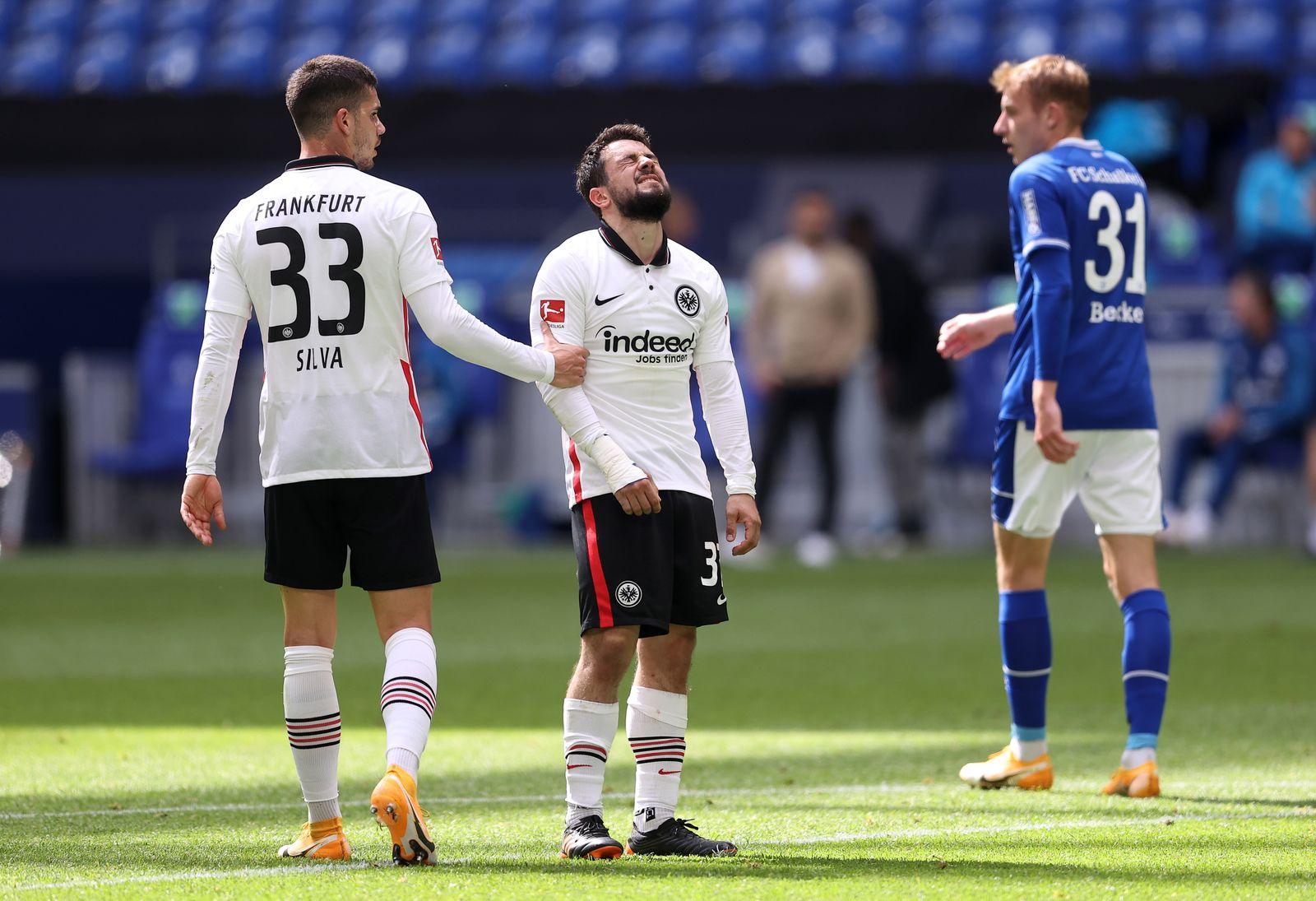 FC Schalke 04 v Eintracht Frankfurt