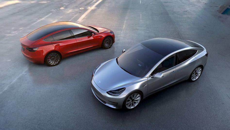 Die amerikanische Verkehrsbehörde prüft nach einer anonymen Beschwerde Vorwürfe gegen Tesla
