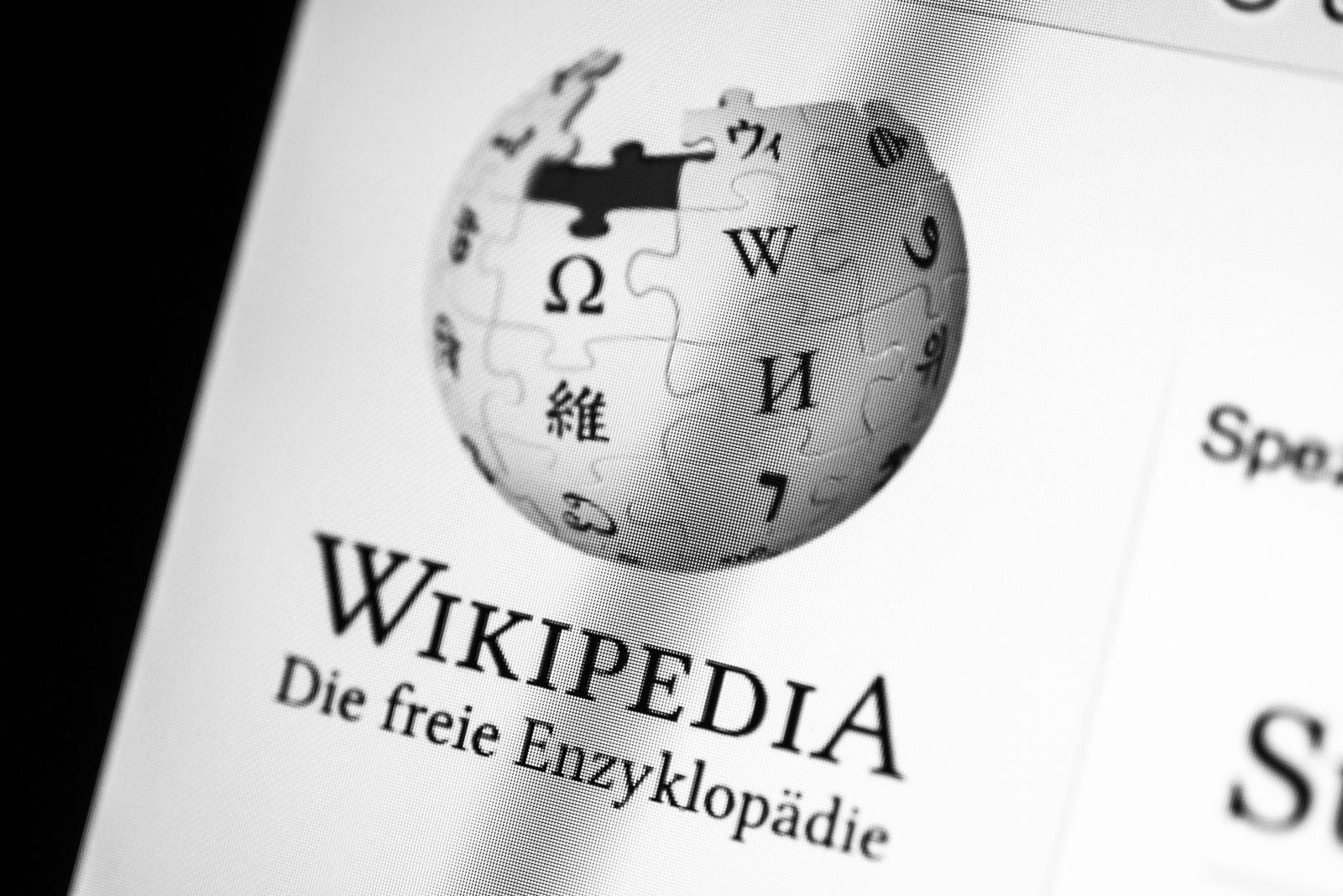 EINMALIGE VERWENDUNG Wikipedia