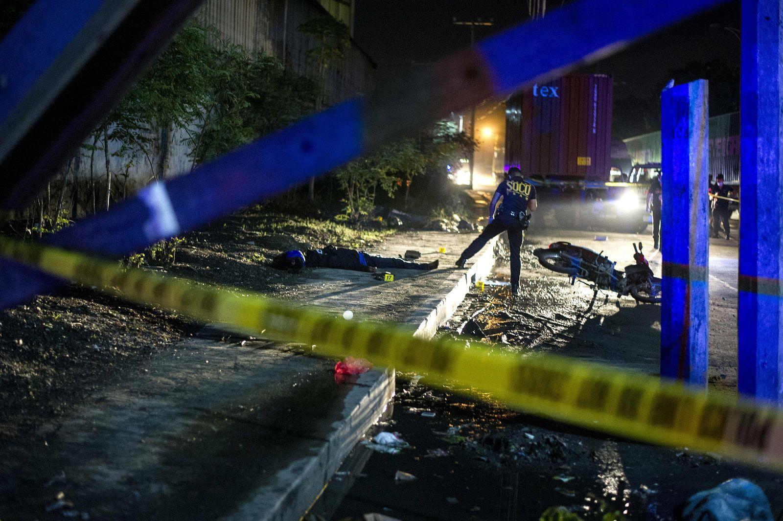Philippinen/ Drogenkrieg