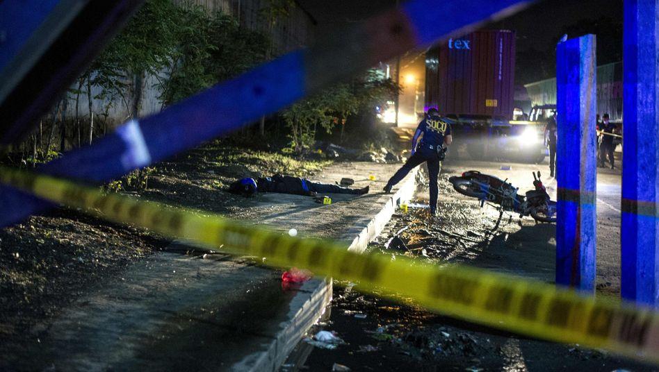 Tatort in Manila