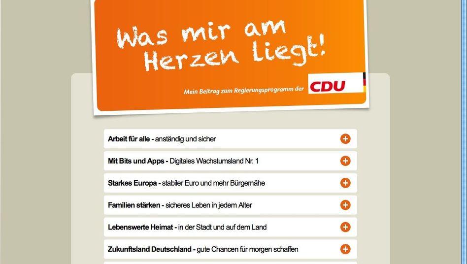 """CDU-Plattform: """"Der User muss die Möglichkeit haben, Werbung abzulehnen"""""""