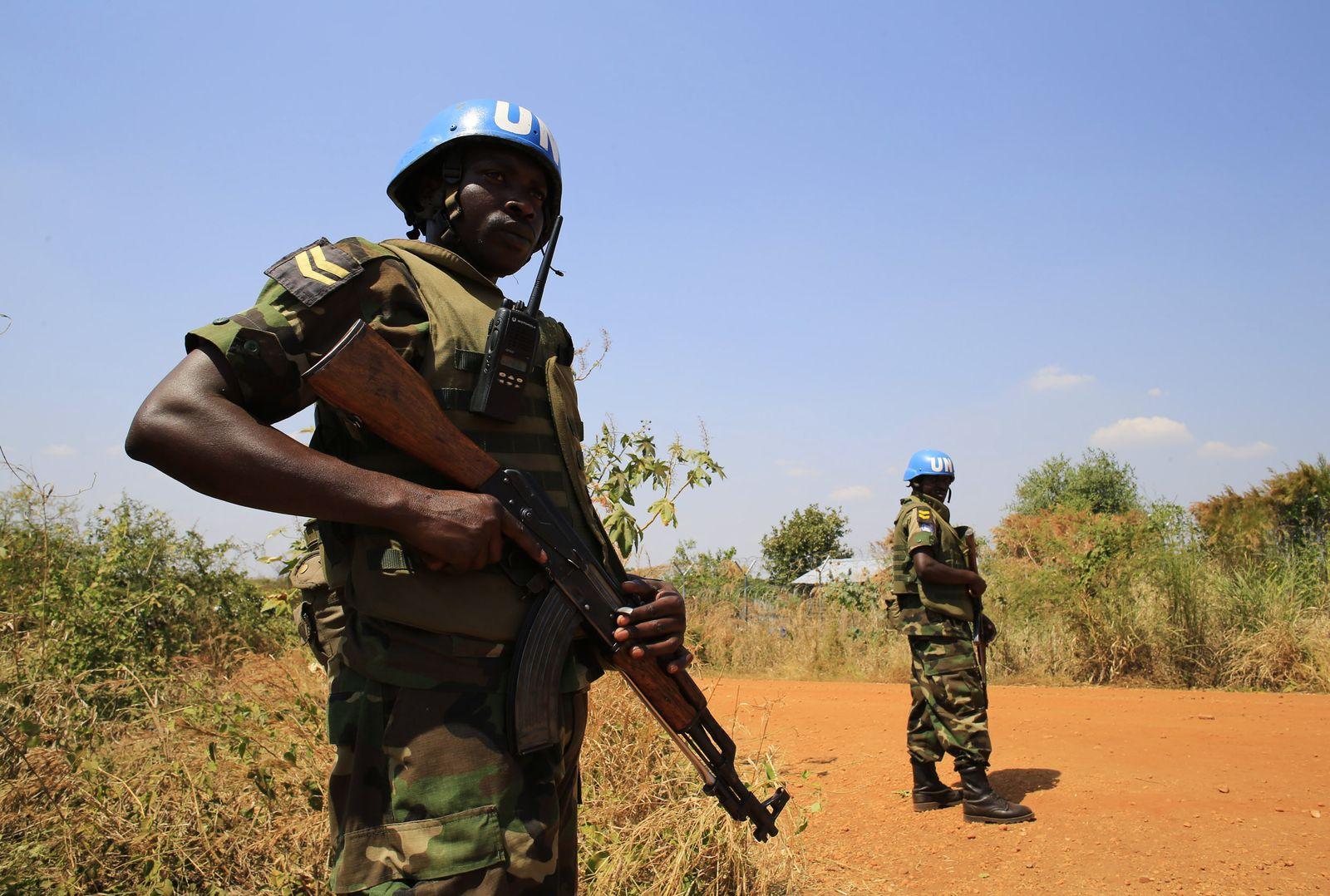 Südsudan Uno