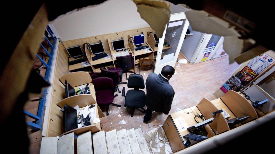 Internetcafe Banadir in Rotterdam: Terrorverdacht nicht bestätigt