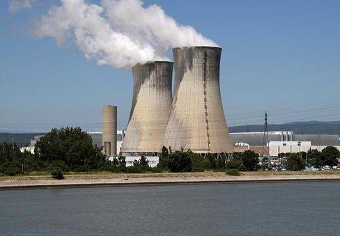 Nuklearanlage Tricastin: Risiko heruntergespielt?