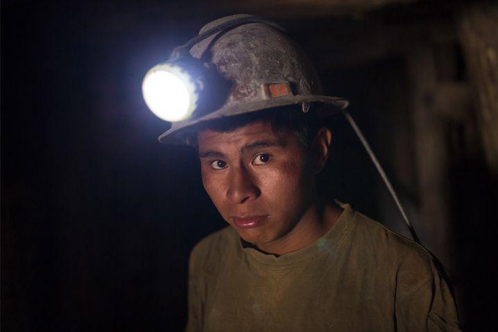Kinderarbeiter Carlos in Bolivien