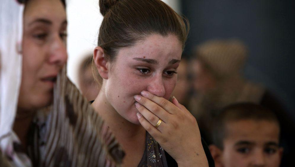 """Jesiden-Vertreter im Irak: """"Die Dschihadisten wollen uns ausrotten"""""""