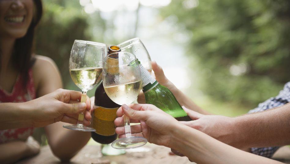 Erst Bier, dann Wein - oder lieber doch nur eins?